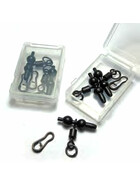 Karpfen Angelset Helicopter Rig Anti Tangle Multi Clips