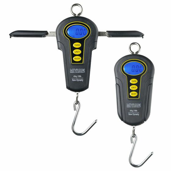 Hängende Digitale LCD Waage Gepäck und Fischwaage Angelhaken bis zu 110